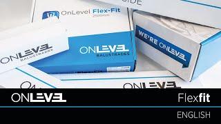 Unboxing Video Onlevel (Flexfit Montage Systeem)