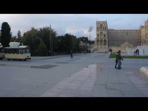 Баку Дом правительства (Baku Government