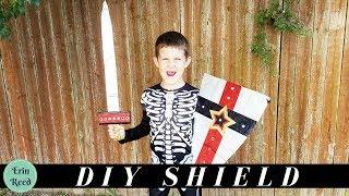 Skeleton Knight Costume: Part 2 - DIY Shield