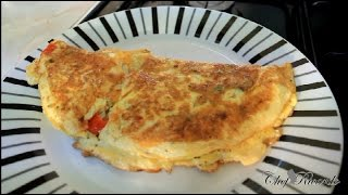 Cheese Omelette Jamaican Style Cheese Omelette Jamaican Style | Recipes By Chef Ricardo