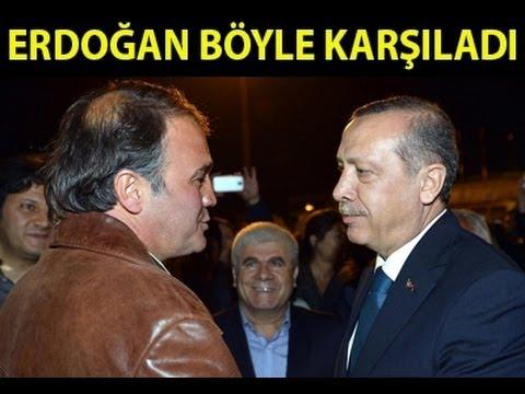 Türk Pilotları Bizzat Başbakan Erdoğan Karşıladı