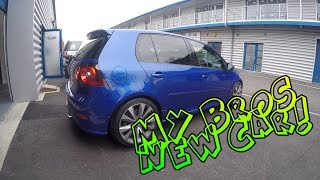 TEST DRIVING A VOLKSWAGEN R32 GOLF?! // 6TWO1// Personal Vlog
