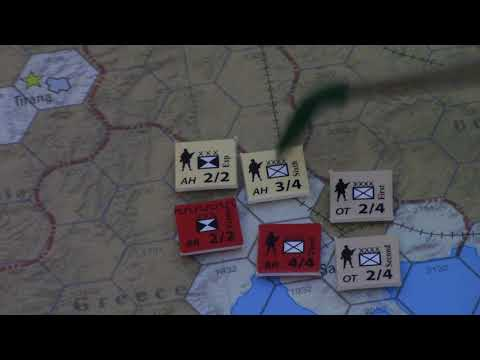 World War I Deluxe Edition by Decision Games - Review