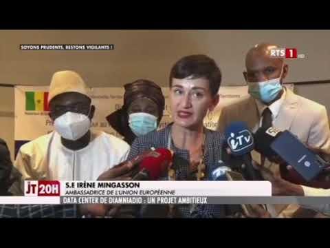 La #TeamEurope appuie la modernisation de l'état civil au Sénégal