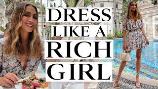 19 Broke Girl Style Secrets to Look Like A Rich Girl