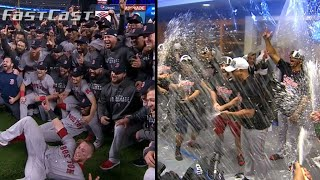 MLB.com FastCast: Red Sox advance to ALCS - 10/9/18