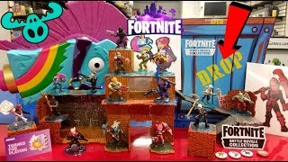 FORTNITE SENT US A EPIC SUPPLY DROP OF TOYS!!! NEW BATTLE ROYALE COLLECTION FROM MOOSE TOYS!