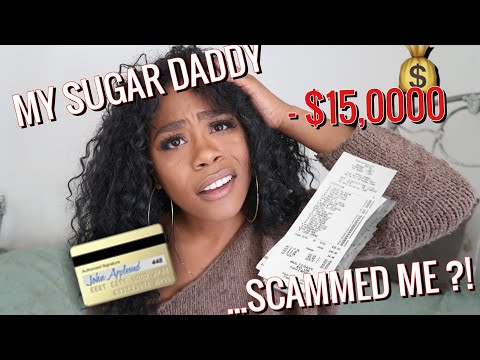 SCAMMED BY A SUGAR DADDY ?!! | STORYTIME