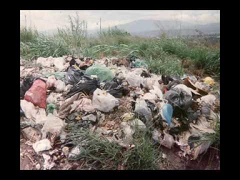 La contaminación del suelo : [agentes causantes]