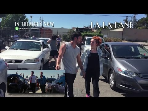 "La La Land - ""Freeway"" Behind-the-Scenes - In Theatres Now"