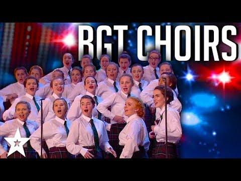 BEST British Choirs on Britain&#39s Got TalentGot Talent Global
