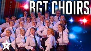 BEST British Choirs On Britains Got Talent | Got Talent Global