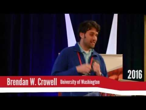The Multidisciplinary Future of Geodesy - Brendan W. Crowell