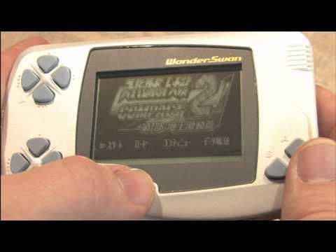 Classic Game Room - BANDAI WONDERSWAN review