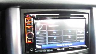 Peugeot 207 2010 με Multimedia & GPS Kenwood