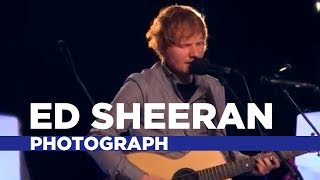 Ed Sheeran Photograph Capital Live Session