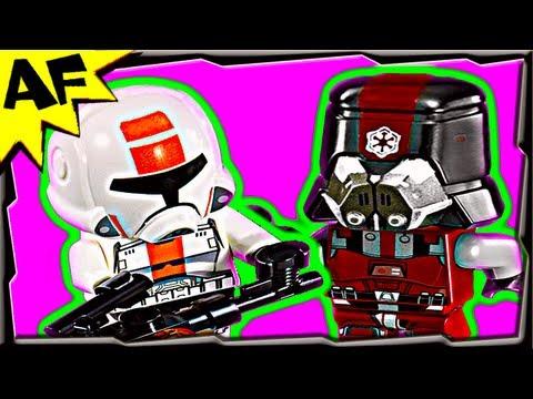 Vidéo LEGO Star Wars 75001 : Republic Troopers vs. Sith Troopers