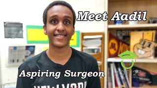 Meet Our Scholars: Aadil Bede