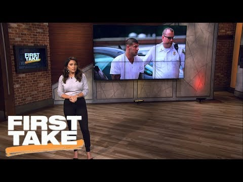 Aaron Hernandez's CTE diagnosis adds to NBA's popularity over NFL | Final Take | First Take | ESPN