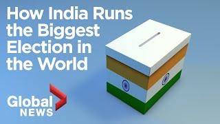 India Lok Sabha Election 2019: How The World's Largest Democracy Votes