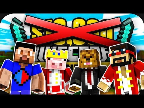 Minecraft Monday got HACKED so we made our own event!