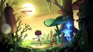 Amphibia |Theme Song | Disney Channel