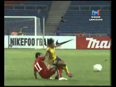 Highlights Malaysia 2-3 Bahrain Olympic 2012 Qualifiers