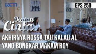 SINOPSIS Ikatan Cinta Malam Ini Selasa 27 April 2021: Mama Rosa Tahu Hasil Tes DNA Reyna dan Roy
