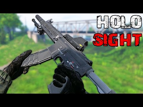 HOLO SIGHT COMBAT! - DayZ Standalone EP53