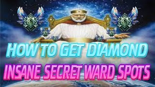 LoL Guide: How To Get Diamond: 8 Insane Unknown Ward Spots [League Of Legends]
