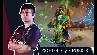 PSG.LGD.fy - Rubick [PSG.LGD VS Keen Gaming] - [TI9] - 2019 - (Player Perspective)