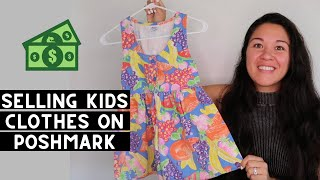 CAN YOU MAKE MONEY SELLING KIDS CLOTHES ON POSHMARK?
