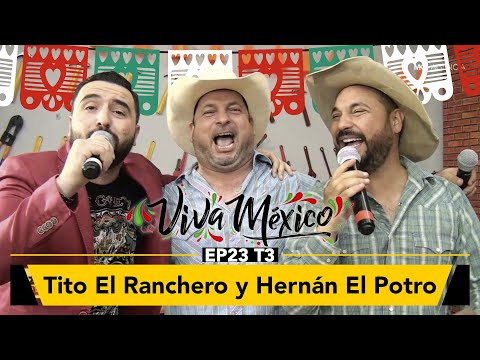 Hernán el Potro y Tito El Ranchero en Zona de Desmadre