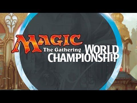 2016 Magic World Championship Round 4 (Standard): Steve Rubin vs. Kazuyuki Takimura