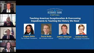 Teaching American Exceptionalism and Overcoming Impediments to Teaching the History We Need