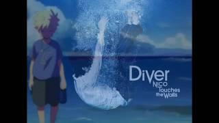 Naruto Shippuden Opening 8 - Diver (Full)