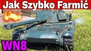 JAK SZYBKO POPRAWIĆ WN8? - World of Tanks