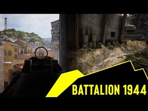 Battalion 1944 is the next BIG THING? - World of Esports