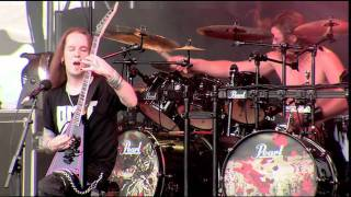 Children Of Bodom - Blooddrunk Live 2011 HD