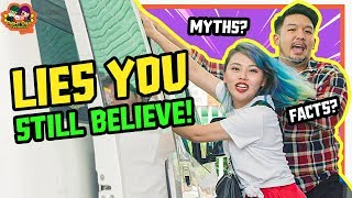 Lies You Still Believe On The Internet! Myth Busted!