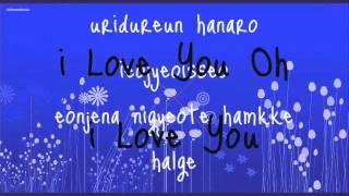Narsha - I Love You Feat. Miryo Lyrics  My Fair Lady OST