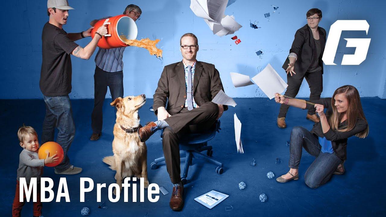Watch video: MBA Graduate Profile: Matt Watson