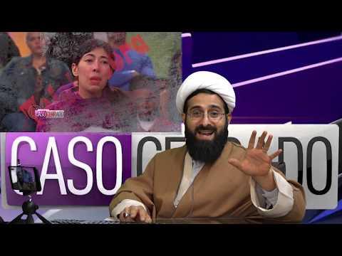 """TeleBasura 01: """"Caso Cerrado"""" de Canal Univisión #Islamofobia #Sheij_Qomi #EnDirecto #caso_cerrado"""