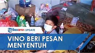 Pesan Vino untuk Kakek yang Jemput dari Sragen ke Kalimantan: Nanti Nyekar Makam Papa & Mama