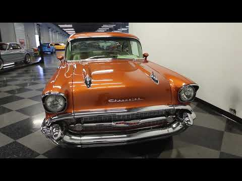 Video of Classic 1957 210 - $84,995.00 Offered by Streetside Classics - Tampa - N6BS