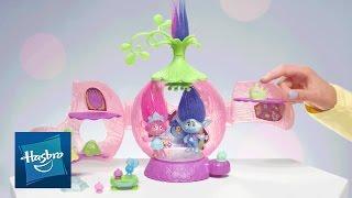 """Игровой набор Hasbro Trolls Салон красоты троллей от компании Интернет-магазин """"Timatoma"""" - видео"""