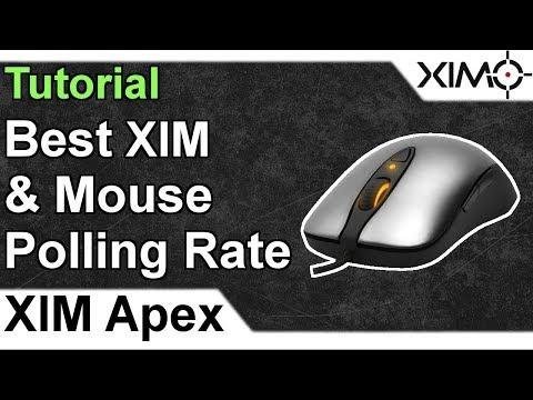XIM APEX Precison Mouse Keyboard converter Adapter for Xbox