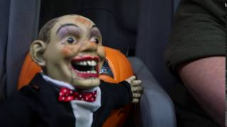#LyftMovieMode: Creepy Doll