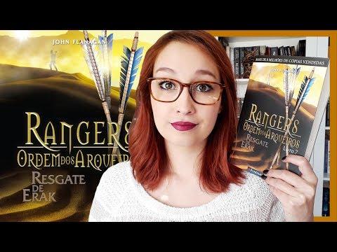 Rangers #7 - Resgate de Erak  (John Flanagan) | Resenhando Sonhos