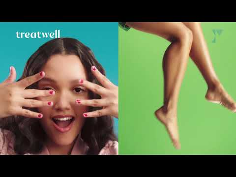 Treatwell  The Brighter Way To Book Beauty - Adfilms, TV Commercial, TV Advertisments